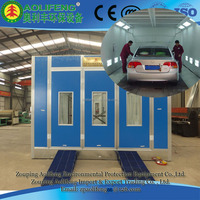 car painting oven for auto repair