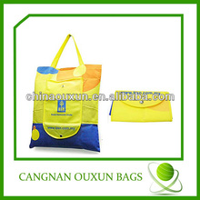 Wholesale nonwoven foldable shopper bag