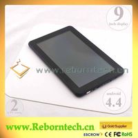 9 inch Expensive Android Tablet PC with Dual Core and Dynamic Effervescent Theme