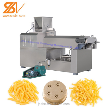 Factory price industrial pasta making machine macaroni maker production line
