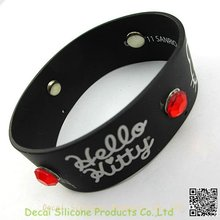 2012 hot selling cheap energy rubber bracelet machine