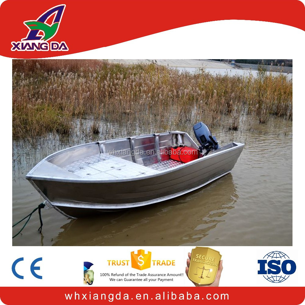 fIshing aluminum boat inflatable with motor