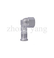 ITC90E2 304 stainless steel 90 degree female angle adapter(short)