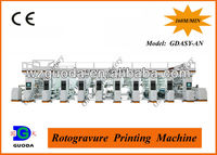 Auto Color Register Gravure Printing Machine(Model: GDASY-AN) for Sale