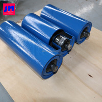 Mine Stone Cement Steel Rubber Conveyor Belt Roller Idler