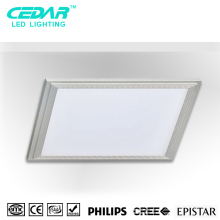 600X600 Square led panel lamp 40W Slim panel light