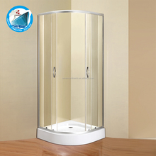 China supplier comfortable enclosed 800x1950mm shower room cheap price free sample