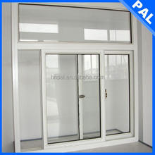 Bahrain Stainless steel reinforced hinge type caravan window With double glazing