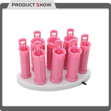 High Quality Hot Water Hair Roller,Hair Rollers Flat