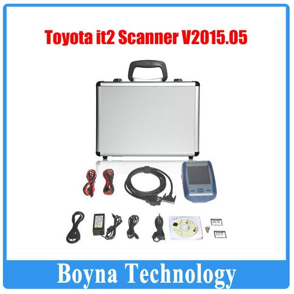 2015 Toyota Auto Diagnostic Scanner Toyota IT2 Tester For Toyota/Lexus/Suzuki Diagnostic scanner