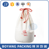 Hot sale individual design canvas mock up shopping bag
