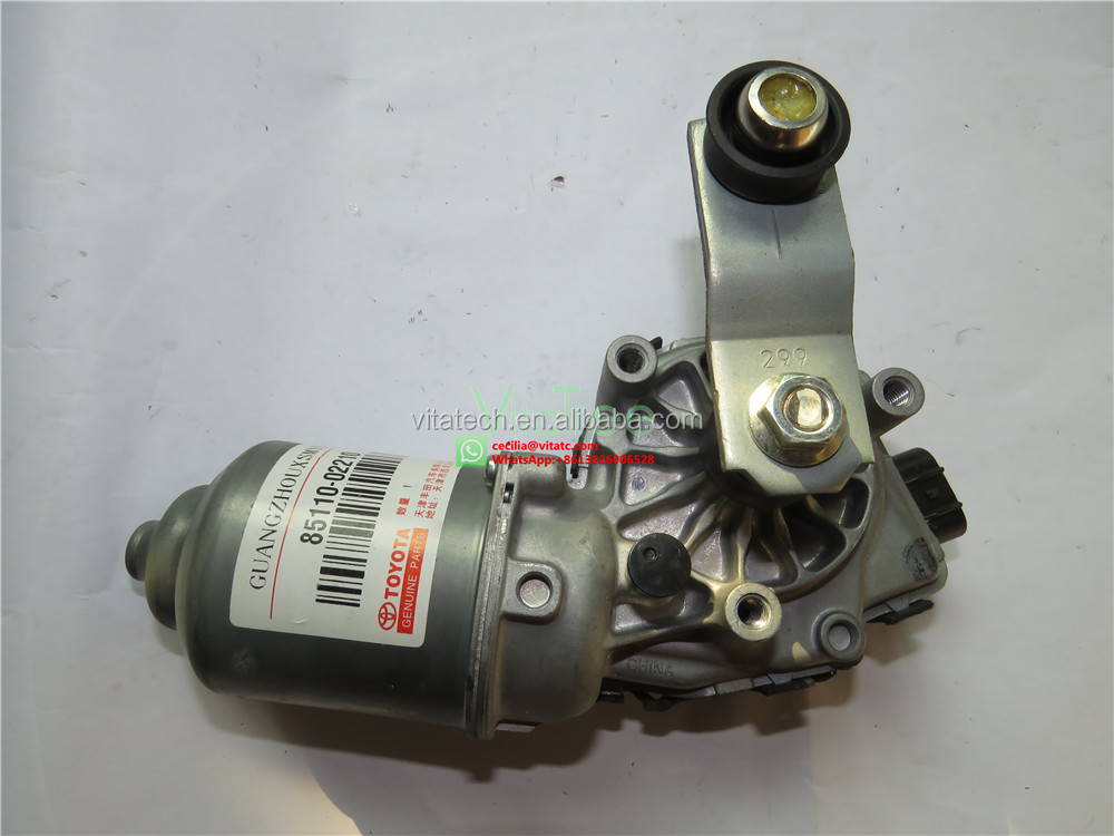 Guangzhou auto parts Wiper motor for Toyota Corolla 85110-02300