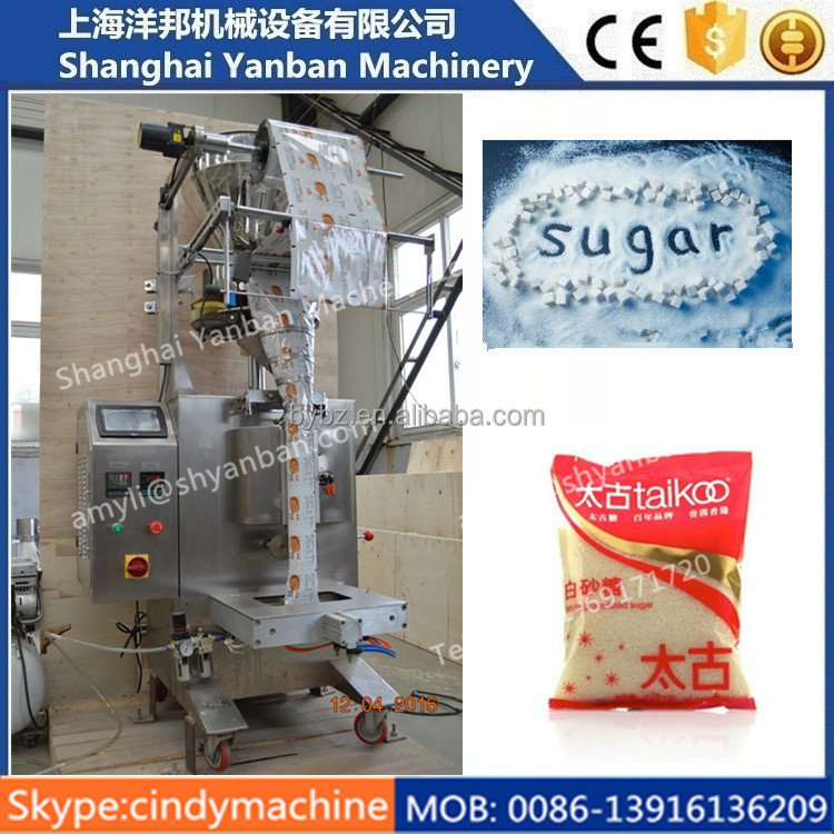 YB-300K 60 unit / min hight speed automatic 1 kg rice / grain / sugar filling Packing Machine