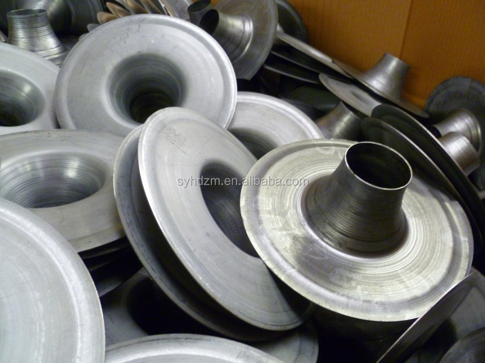 metal spinning product part china cnc machine parts,cnc metal spinning aluminum part