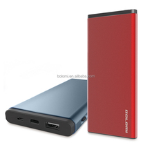 Type C port power bank 10000mah with Aluminum alloy shell