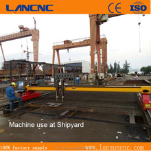 Price for light gantry China Good multi-function cnc fire flame plasma automatic cutting machine manufactures