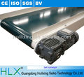 Belt conveyor for pvc pv pu rubber plain flat for biscuit,food,fruit,pharmaceutical,bulk materials
