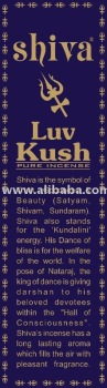 Shiva Incense Sticks
