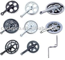 Bicycle parts Chain Wheel & Crank