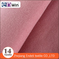 2015 fashion Pink TC french terry fleece fabric for garment
