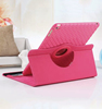 Spinner Hot seller 360 degree Rotation Leather Back Case For Apple ipad pro 9.7'' Retina Accessories Stand Cover