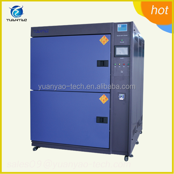 Testing Equipment Manufacturer For Temperature Shock Chamber