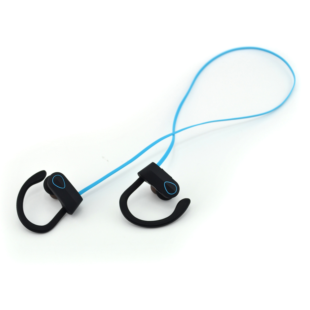 Multi-point function can connect 2 mobile phones at the same time stereo bluetooth headset RU9 --- Sophia