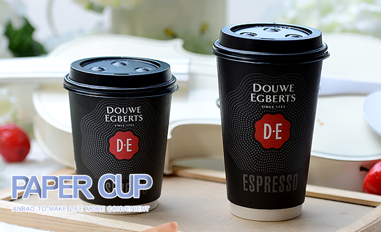 Various kinds of taiwan double wall paper cups wholesale