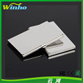 Winho personalized business metal card holder case- engraved