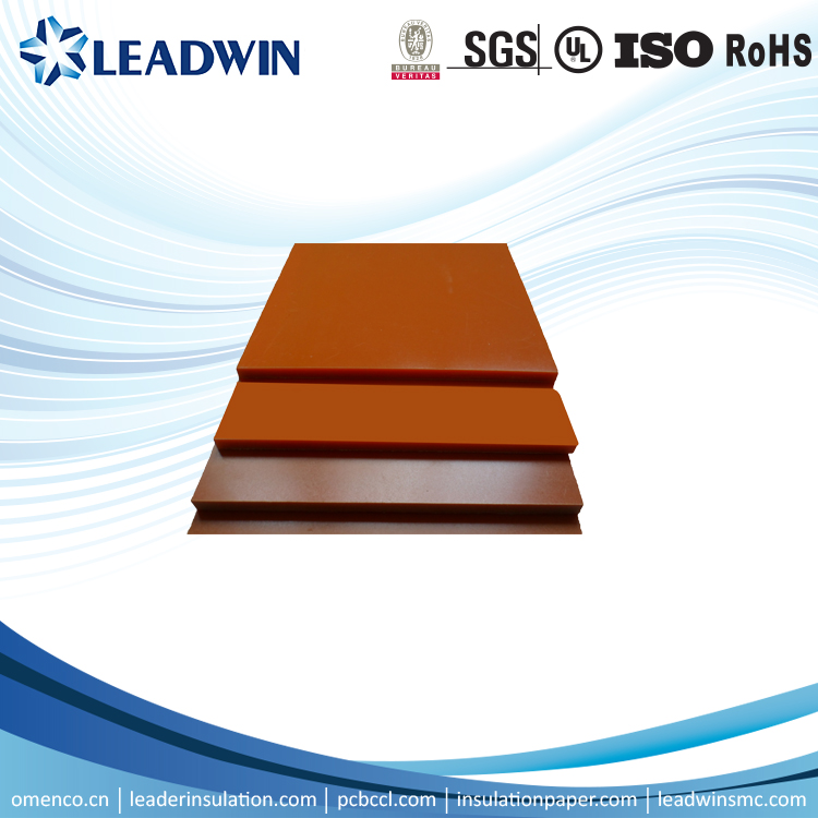 ROSH non-conductive bakelite cotton laminate sheet0.5-50mm manufacturers