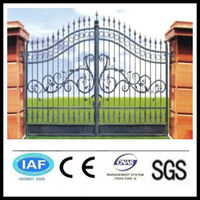 Wholesale alibaba China CE&ISO certificated house gate designs(pro manufacturer)