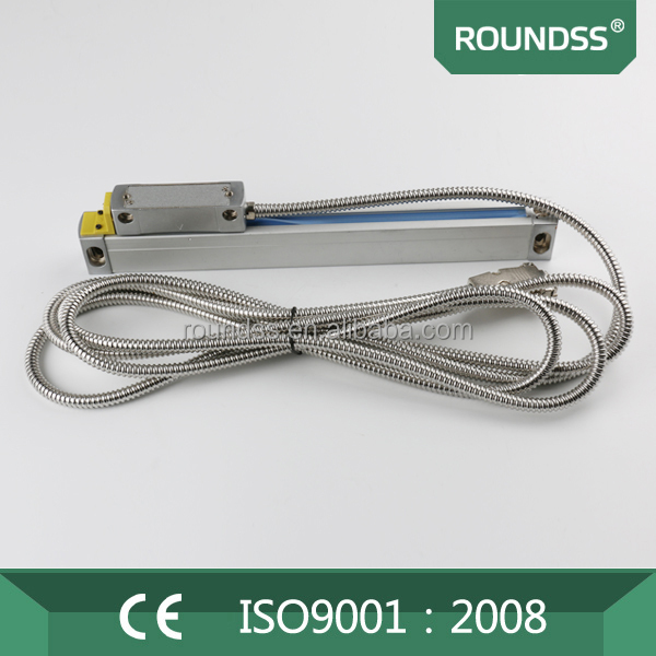 Roundss linear digital pulse generator DC5V position transducer