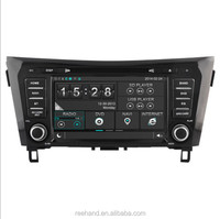 "S100 Windows 8"" Touch screen Car Audio with Gps Navigation,3G,Wifi ,Bluetooth for Nisan Qashqai 2014"