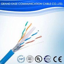 factory price shield ftp cat6 LAN cable fluke test 2015