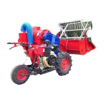 China supplier rice harvesting machine small wheat combine harvester price