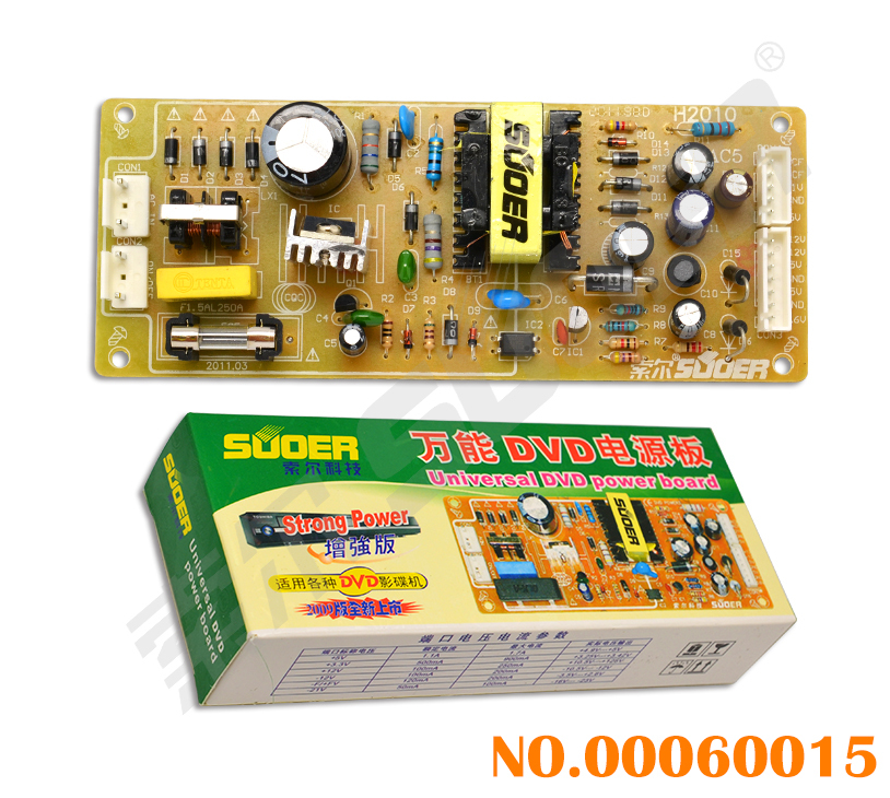 Good Quality Universal DVD Power Board
