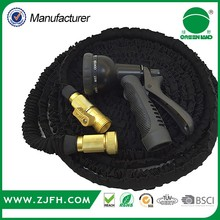 Brass fitting Expand magic garden Hose,Water spray garden hose,Colorful garden hose