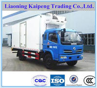 Chinese DONGFENG 4x2 refrigeration truck with good quality for sale