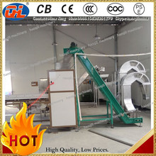 whole black walnut shelling machine and walnut kernel shell separator production line