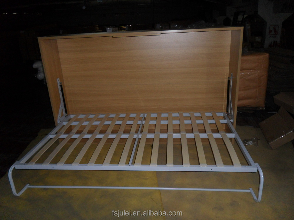 Space Saving Pull Down Wall Bed Fold Up Wall Bed Hidden