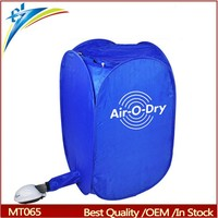 Air o dry mini dryer portable folding clothes dryer