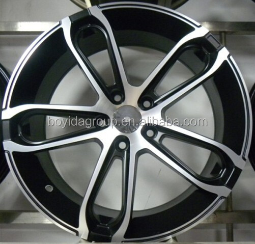super quality 5x112 steel wheels, aftermarket Rims, car alloy wheel rim made in china