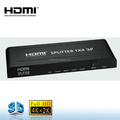 HD 4K competitive price 1x4 HDMI splitter (3D)
