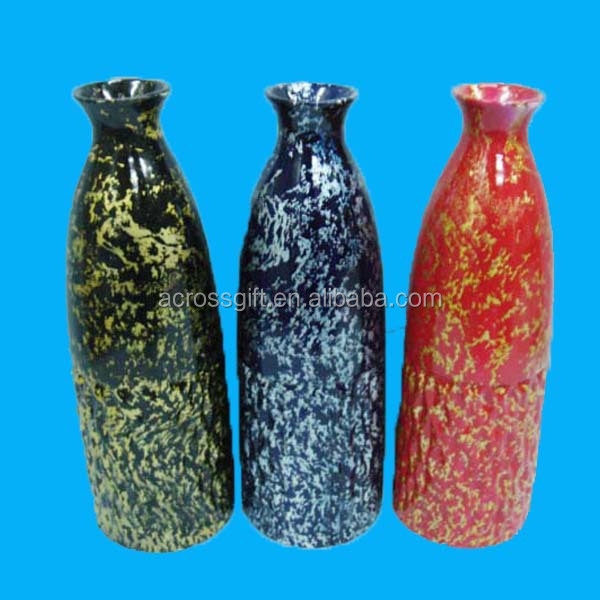 Colorful Handcraft Pottery Vases