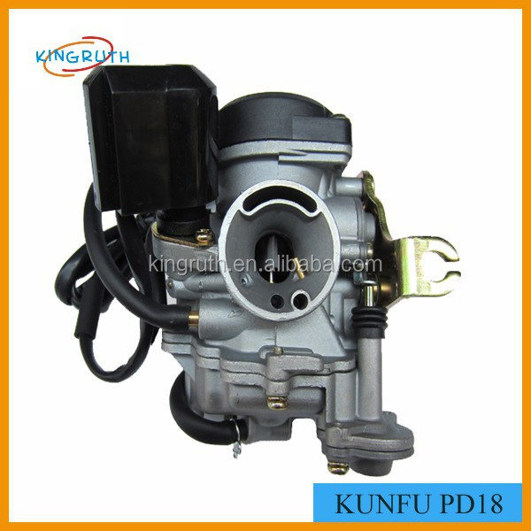ATV Dirt Bike 18mm Carburetor For KUNFU PD18 KF Carby