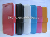 Stylish plug-in card holder new cases cover for iphone 5c