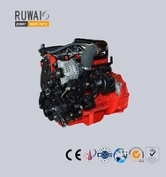 Dongfeng chaochai 4-cylinder diesel engine for high-end SUV , MPV, High-grade pick ups