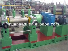 open mill rubber mixing machine/rubber making machines