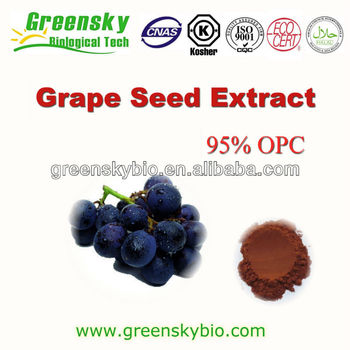 Grape Seed Extract 95% Proanthocyanidins
