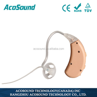 Acomate 220 OF Open-fit Hearing Device open ear model for first-time hearing impaired user